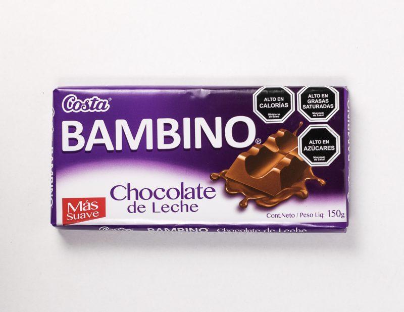 Chocolate Bambino 150 grs