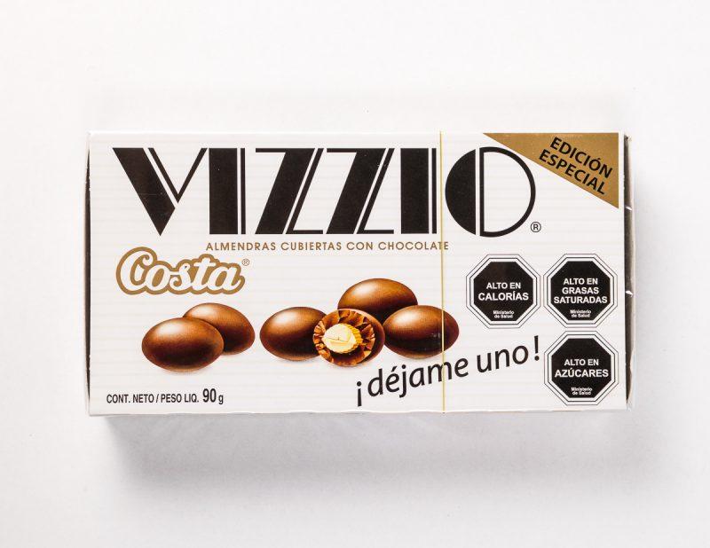 Chocolate Vizzio 90 grs