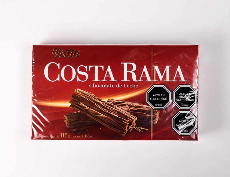 Chocolate Costa Rama 115 grs