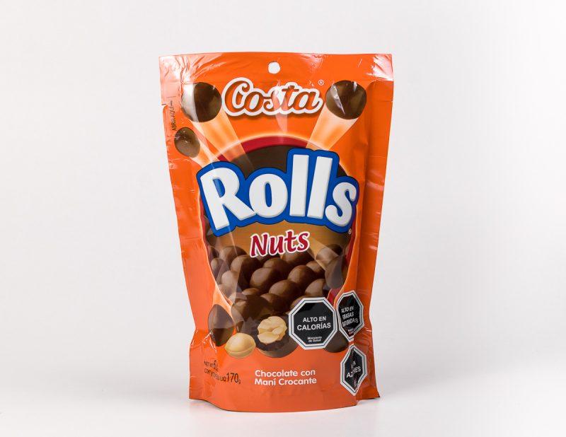 Rolls Nuts 170 grs