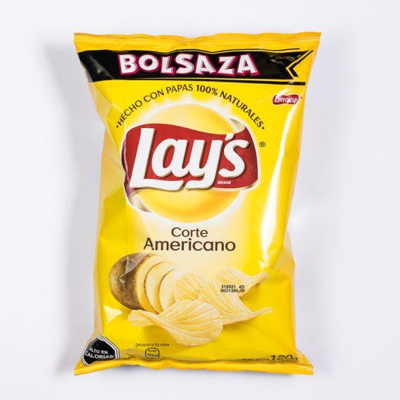 Bolsaza Lays 120 grs