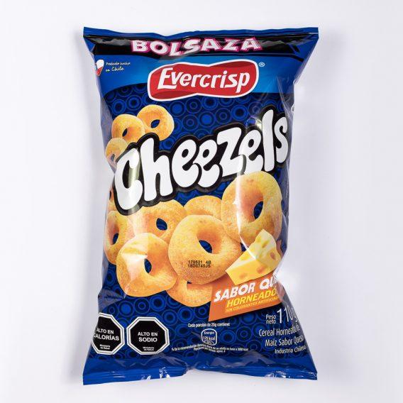 Bolsaza Cheezels retro 110 grs