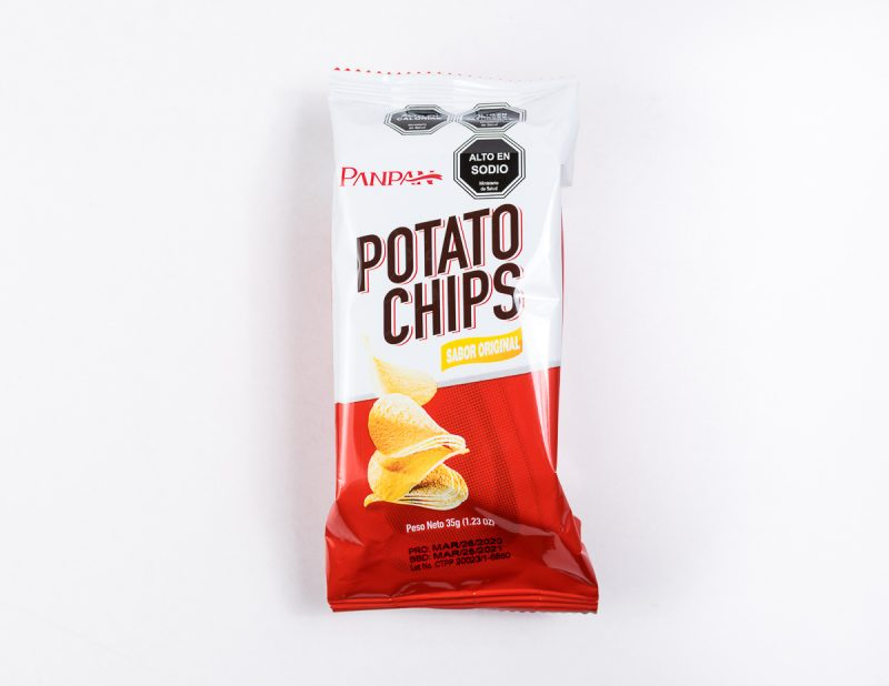 Potato Chips 35 grs