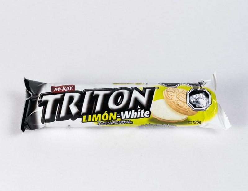 Galleta Triton Limón 126 grs