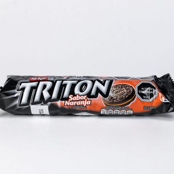 Galleta Triton Naranja 126 grs