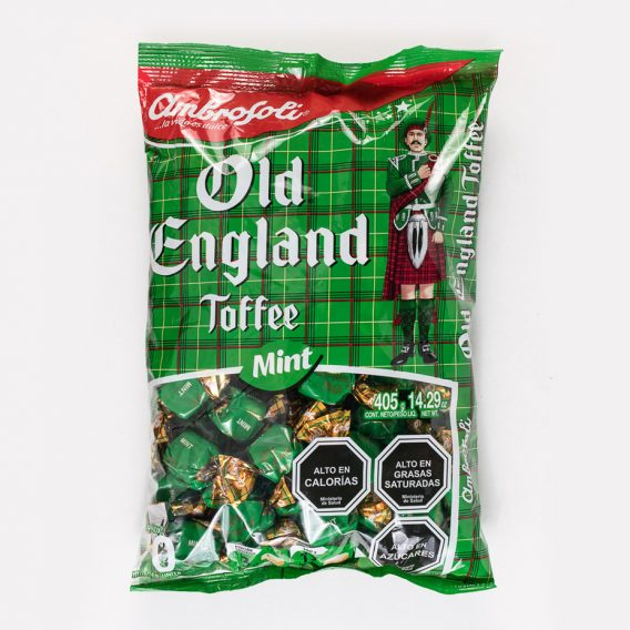 Toffee mint 405 grs