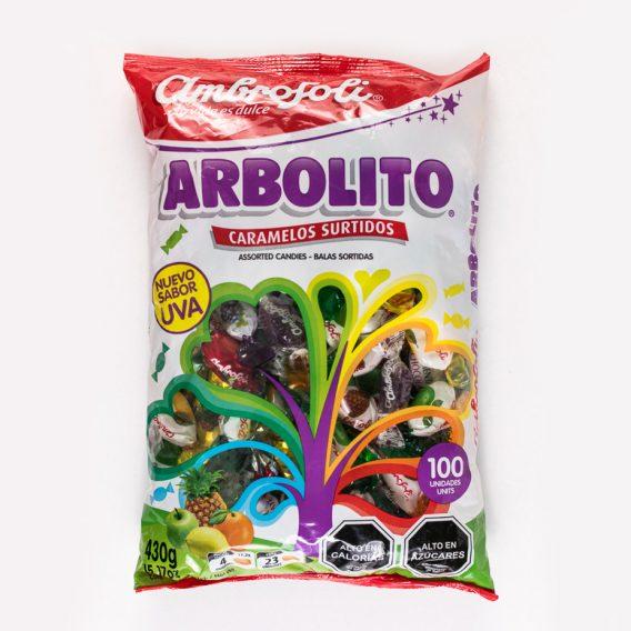 Caramelo Arbolito 430 grs.