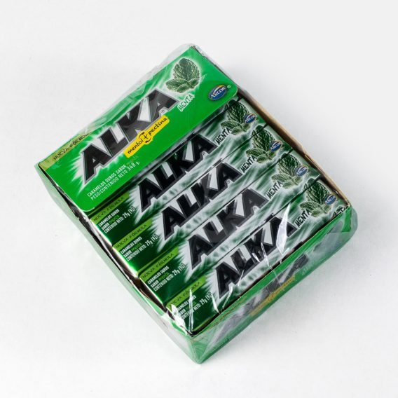 Alka menta agrupada 348 grs