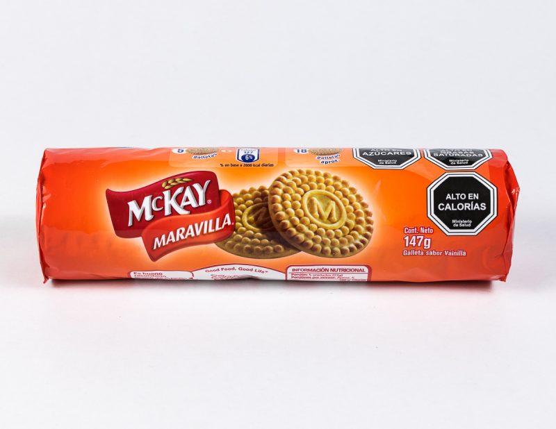 Galleta Mckay Maravilla 147 grs