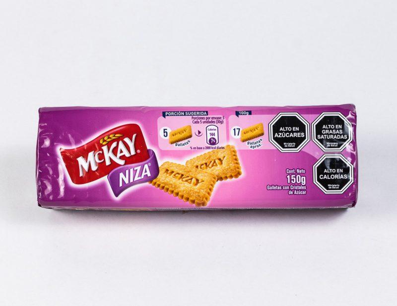 Galleta Mckay Niza 150 grs