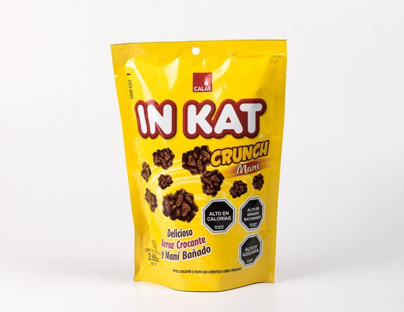 In Kat Crunch Maní 110 grs