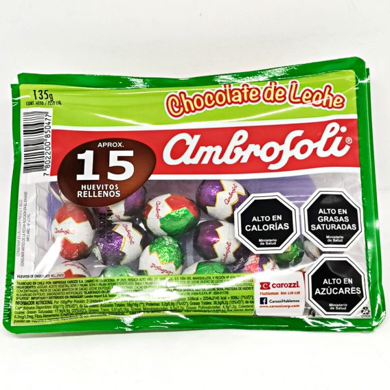 Bandeja huevo relleno ambrosoli-15-unid